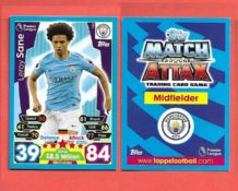 Manchester City Leroy Sane Germany 192